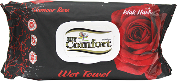 MyComfort Glamour Rose black