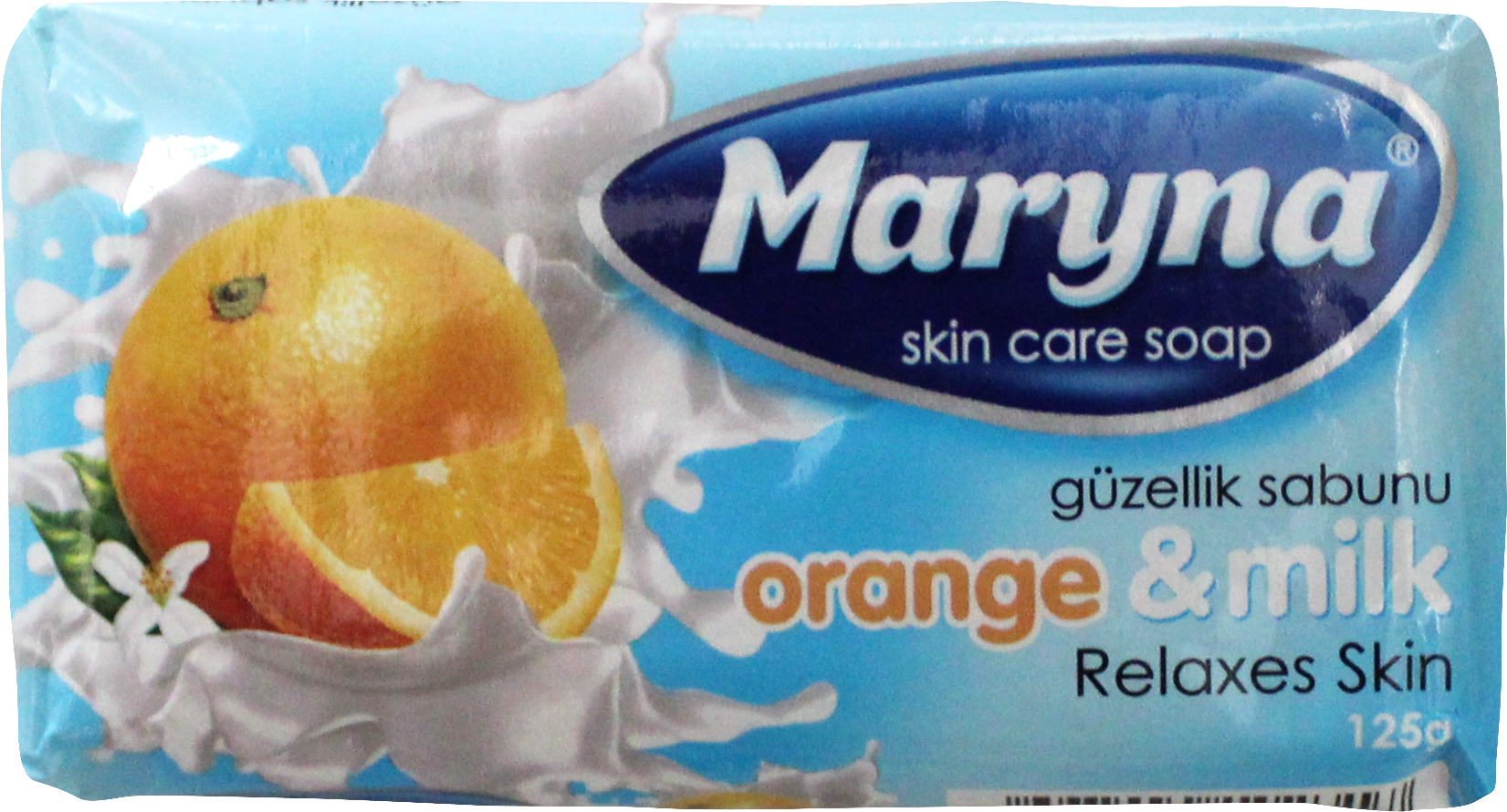 Maryna Orange & Milk